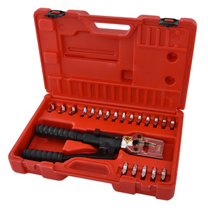 High Quality Hydraulic Crimping Tool HT-51 Crimping Range 10-240 for AL Cu Conductor With safety valve inside