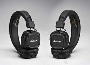 Nueva Marshall Major II 2 0.0 inalámbrica Bluetooth Auriculares DJ Studio auriculares golpe profundo bajo estupendo del aislamiento de ruido Auriculares para Iphone Samsung