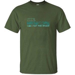 Личность Summer Generation Hardcore Tshirt для мужчин O шеи Высокий Мужские футболки Плюс Размер S-5xl Camisas Shirt