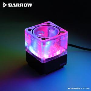 Fans & Coolings Barrow Mini Combo RGB Water Cooling Pump 17W 960L SPB17-TM