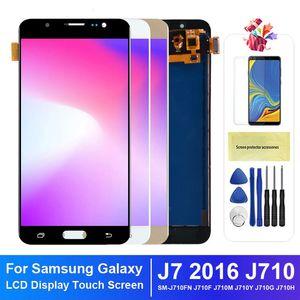 Pour Samsung Galaxy J710 SM-J710F J710M J710H LCD écran tactile LCD Digitizer Assemblée J710F