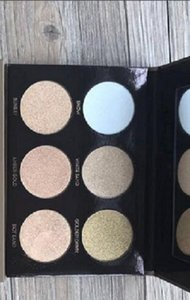 Lo nuevo KIT DE EDICIÓN LIMITADA Glow Glow - ÚLTIMA GLOW kit de maquillaje de la cara se ruboriza polvo paleta cosmética
