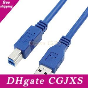 Usb 3 .0 A Macho Am para USB 3 .0 B Tipo de cabo de impressora Masculino Bm de fios de extensão do cabo USB3 0,0 Para Printer