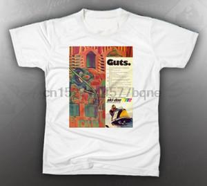 VINTAGE SKI-DOO 1972 FOLHETO T-camisa como SOE