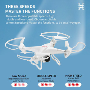 RC Drone four axis drone Remote control aircraft with HD camera Kid fun toys remote control UAV