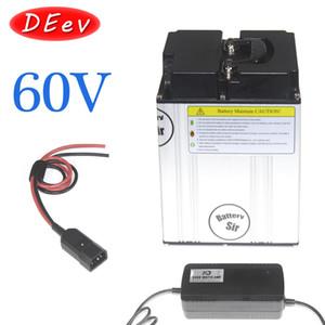 60V 20AH 40Ah алюминиевого сплава 3000W иона лития Ebike батареи 60V 2000W электрический самокат батареи EU США AU Нет Tax