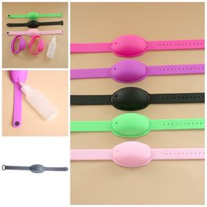 Mode Montres Savon liquide désinfectant pour les mains Wristband Bracelets personnalité innovante de bonne qualité Nouveaux ornements d'arrivée pour les enfants 2 15ty F2