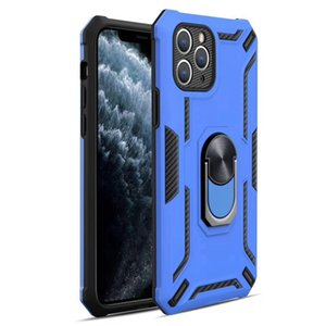 for Samsung J2 Core M21 M30S A20 A30 M10S A30S A50S A50 A51 A71 5G M31 A21S Anti Fall Finger-Ring Suction Bracket New Phone Case