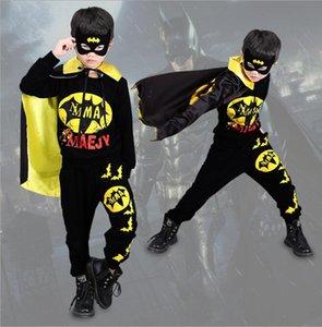 Meilleures ventes vêtements pour enfants de printemps et d'automne Vêtements garçons Flat Vêtements Performance Vice Kip Costumes de Halloween Mode enfants