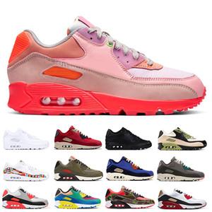 Plus récents Hommes Chaussures de course Rose Green Premium Pack drapeau international Camo rouge Camowabb élevés viotech Womens chaussures de sport de gros chaussures de sport