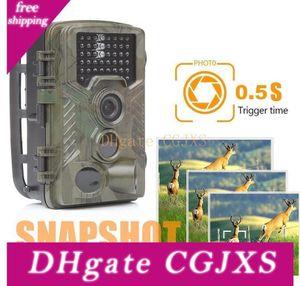 Hc800a 사냥 트레일 카메라 풀 HD 12MP 1080p의 비디오 필드 나이트 비전 카메라 트랩 스카우트 적외선 사냥 카메라