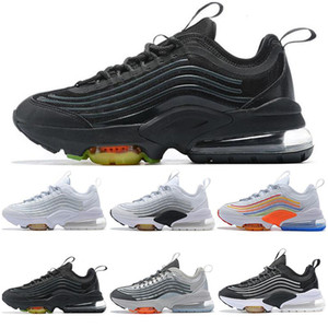 2020 New Top Quality ZM950 Men Running shoes ZM 950 Black White 950s men women trainers sports sneakers des chaussures Zapatos