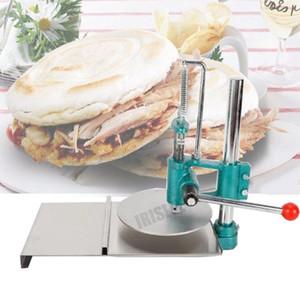 XT-36 Main Appuyez sur Grab Cake Machine Machine Dough Manuelle Rond Appuyez sur Outil Pince à pizza Pâtisserie Machine à la pâte Dough Machine de presse