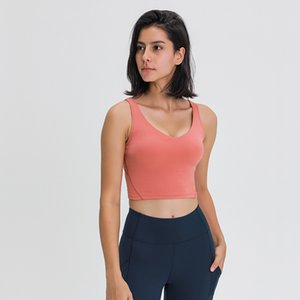 Moda Damas Pantalones de yoga Cintura alta Ropa deportiva Fitness Leggings Elástico Fitness Lady Medias generales Fitness