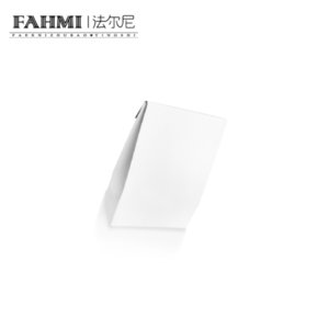 FAHMI 925 Silver Original Charm Simple Jewelry Gift Bag Protection Fashion Exquisite Women Jewelry Bag Factory Direct Sales