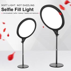 Aros De Luz Led Youtube selfie Annulaire Portable LED Light Ring avec trépied photographique Video Studio Trépied Éclairage Stand