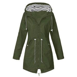 New Women's Raincoats Transition Jacket SunsetAutumn Winter Rain Coat Hiking Jacket Outdoor Camping Quick Dry Coat Female