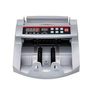 مشروع قانون مكافحة 110V / 220V المال مضادة مناسبة للDOLLAR الخ متعدد العملات آلة العد متوافق النقد EURO الولايات المتحدة