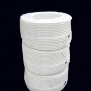 """100M / Rolle weiße Farbe No Mark 1/4"""" 6,35 mm PE-Schlauch Gartenbewässerung Landwirtschaft Schlauch für Niederdruck-Befeuchtungssystem m7mW #"""