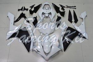 2008 화이트 블랙 바디 키트 YZF1000 R1 08 차체 YZF1000 R1 2007 - YZF1000 R1 2007 애비 페어링