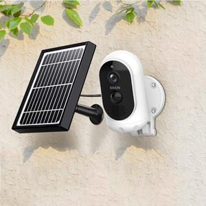 جديد EKEN ASTRO 1080P كاميرا البطارية مع لوحة شمسية IP65 كشف مانعة لتسرب الماء 6000mAh بطارية كاميرا IP في الهواء الطلق