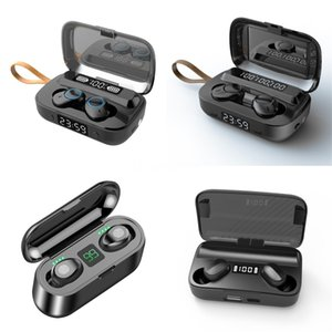 New I11 TWS Wireless Earbuds Mini Bluetooth Earphone Stereo Headphones With Mic Sport Headset VS I9S I10 Tws For Ios Android#536