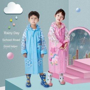 er er Bao Tong Tong Bao inflable chi impermeable bolsa impermeable de los niños chicos y chicos estudiantes de jardín de niños de primaria y secundaria