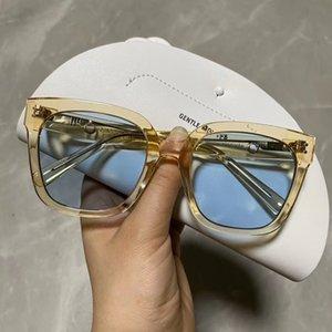 GM Jennie Sun Tablet sun glasses kuku 2020 new plate men's and women's UV-proof sun glasses