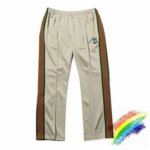 Albicocca Sweatpants Uomini ricamo delle donne pantaloni Jogger Pantaloni in magazzino
