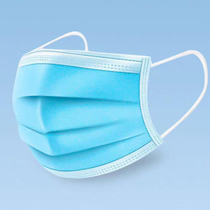 Mouth Mask Ship Kids Health DHL For Face Free 3-Layer Protection Personal And Disposable With Earloop 500pcs Sanitary Masks Mask Childr Gkpv