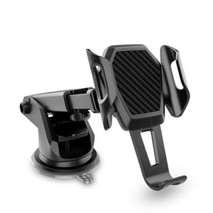 Cgjxsuniversal Car Mount Phone Holder Adjustable Windshield Retractable Car Cell Phone Holder With Suction Cup Base For Cell Phone Dhl