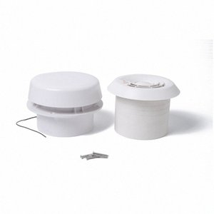 Trailer tetto Air Ventilation rotonda sfogo per camper Caravan mini ventilatore dello sfiato con basso rumore e forte vento 12V wmRn #