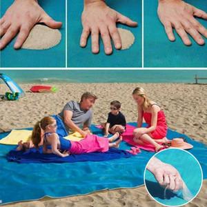 Magic Beach Tapis d'extérieur Magic Beach Voyage pique-nique Camping Couverture matelas imperméable pliable Sandless Mat