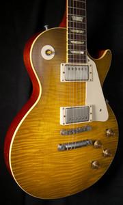 quality electric guitar custom Aged Relic JoeBonamassa guitars