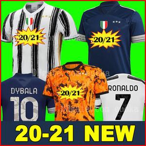 Spitzenthailand-Qualität 20 21 Fußball-Trikot camisetas futbol 2020 2021 Fußball-Fußballhemden Männer + Kinder Assemblies