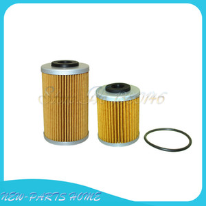 Filtro 1º 2º Oil Set Para 250 400 450 525 540 Beta RR Enduro 4T 250 400 450 525 Polaris Outlaw MXR IRS Filtros