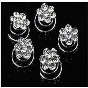 Für Mix Pin Wedding Pins Spin Großhandel Brautperlen Twist 120pcs Schmucksache-Frauen-Kristallhaar-Strudel lZNLF bdehome
