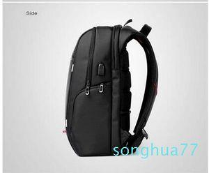 Designer-Brand Antitheft Notebook Backpack 15.6 inch Waterproof Laptop Backpack for Men Women External USB Charge Computer Bag