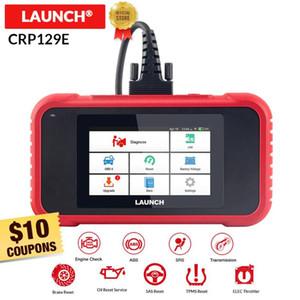 X431 CRP129E OBD2 ENG ABS Airbag SRS AT Diagnostic Oil Brake SAS TMPS ETS reset OBDII Code Reader free update pk crp129