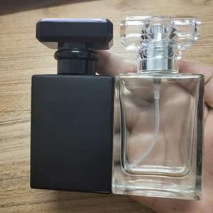 10pieces / lot 30ml 50ml ananas Rechargeables bouteille de parfum avec un aérosol vide Bouteille en verre Portable Atomiseur bouteilles rechargées