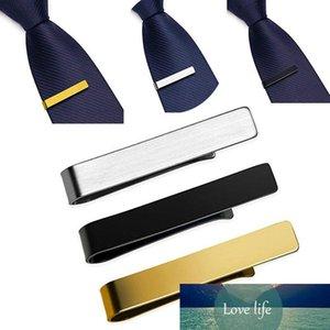 Простые зажимы для галстука из нержавеющей стали тяги галстука Зажимов Бизнеса свадьба Формальной Blank Галстуки Bar Женихи Mens ПЕТЛИЧНЫХ подарок падение корабля