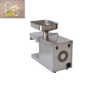 Acero inoxidable aceite Presser automática Cold Press Inicio / aceite de oliva comercial máquina de la prensa de coco girasol aceite de cacahuete Extractor