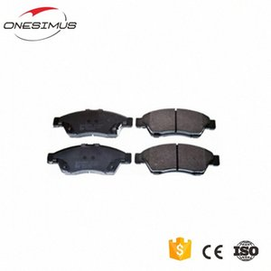 Front Brake Pad Set Brake System XPD1195 OEM 55810-54G00 for M13A M16A M18A 8HY LIANA Estate  LIANA CxA7#