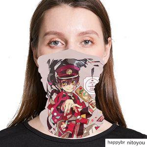 Ground King Head Flower Femenino 3D Mask Mask Mask Scarf Deportes Atado Magic Football Fútbol Cálido Afecto Afeor Cubierta al aire libre NQDNO
