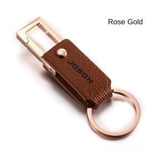 Zhongbang mode simple voiture Creative Gift de la taille des hommes porte-clés suspendus porte-clés cadeau métal Pendentif chaîne de création Pendentif X9B0m