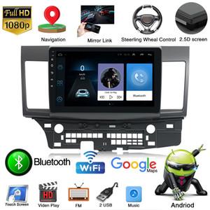 GPS 네비게이션 엔터테인먼트와 미쓰비시 랜서 EX를위한 HD 비디오에서 대시 터치 스크린 자동차 DVD 플레이어