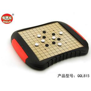 Juguetes educativos Internacional de juego de tablero de ajedrez infantil juego de ajedrez magnético vuelo ajedrez Juego de mesa padres e hijos Actividad Juguetes