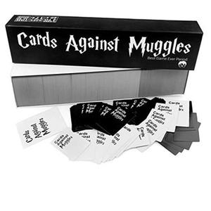 2020 jogos de tabuleiro cartas contra trouxas jogos de cartas brinquedos Partido frete grátis instável cartão de jogo Unicorns Board