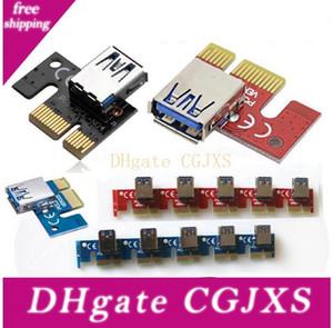 2017 الجديد PCI -E 1x إلى 16X GPU تمديد محول بطاقة PCI -E بطاقة الناهض Adpter للتعدين