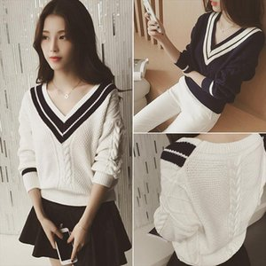 Fv6693 2019 new autumn winter women fashion casual warm nice Sweater pullover women korean Drop Shipping